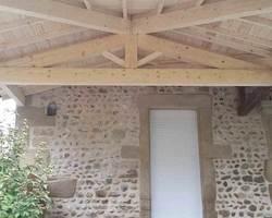 Charpente traditionnelle - Romans-sur-Isère - RENOV'TRAITE
